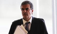 O ministro da AGU, José Eduardo Cardozo Foto: Jorge William / Agência O Globo / Arquivo 20-04-16