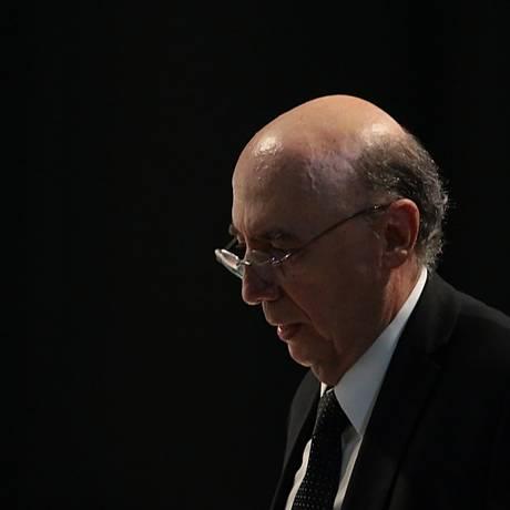 O ex-presidente do Banco Central, Henrique Meirelles Foto: Jorge William / Agência O Globo / 11-11-2015
