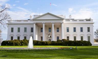 Casa Branca fechou temporariamente após invasão de homem fugindo de assalto Foto: White House / Reprodução