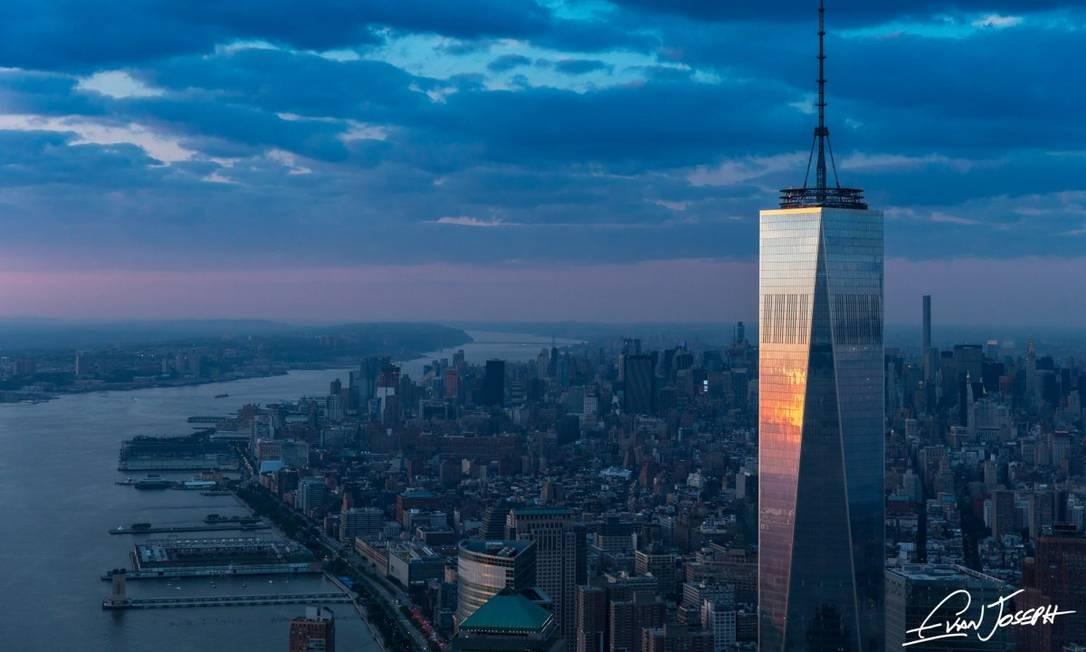 Radicado em Nova York desde 1992, Joseph fez carreira fotografando empreendimentos imobiliários de luxo Foto: Evan Joseph / Reprodução