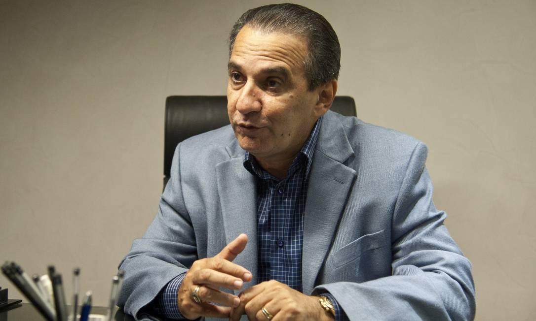 O pastor evangélico Silas Malafaia Foto: Adriana Lorete / Agência O Globo 30-07-14