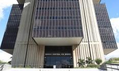 Sede do Banco Central, em Brasília Foto: Roberto Stuckert Filho / O Globo