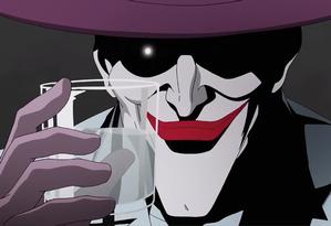 Coringa recebeu a voz de Mark Hammil na animação Foto: Reprodução