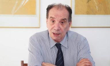 O senador Aloysio Nunes Ferreira (PSDB-SP) Foto: Ailton de Freitas / Agência O Globo / 15-12-2015