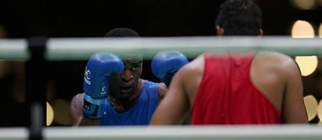Segredos Olímpicos: boxe Foto: Arte