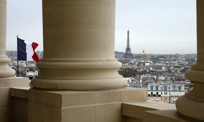 Vista de Paris Foto: BENOIT TESSIER / REUTERS