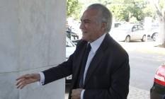 O vice presidente, Michel Temer Foto: Givaldo Barbosa / Agência O Globo 27/04/2016
