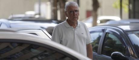 Antonio Antunes Coimbra, examinador do Detran, foi perseguido após reprovar a filha de Eduardo Cunha no exame de direção Foto: Marcelo Carnaval / Agência O Globo