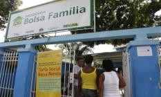 Recadastramento do Bolsa Família em São Gonçalo Foto: Divulgação