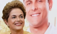 Presidente Dilma Rousseff durante cerimônia de anúncio da prorrogação do Programa Mais Médicos Foto: Roberto Stuckert Filho/PR / Divulgação