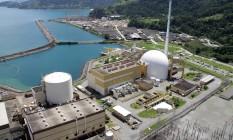 Central da Eletronuclear em Angra dos Reis Foto: Divulgação