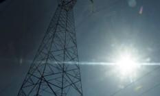 O leilão de energia A-5 realizado nesta sexta-feira fechou teve o menor nível de contratação desde 2009 Foto: Antonio Scorza / Agência O Globo