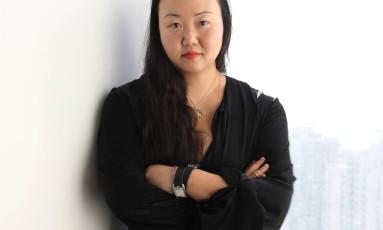A escritora Hanya Yanagihara Foto: Divulgação