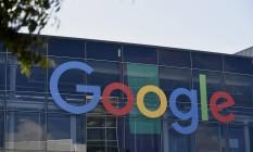 Google pode sofrer primeira ação antitruste por sufocar concorrência no sistema de aparelhos Android Foto: Michael Short / Bloomberg