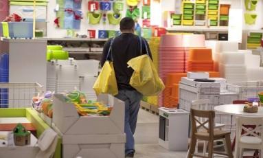 Menos impostos. Loja da Ikea na Polônia. Multinacional sueca mudou sua sede para a Holanda Foto: Bartek Sadowski / Bartek Sadowski/Bloomberg News/15-03-2016