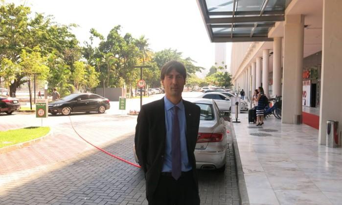 El secretari Solé és entrevistat pel diari brasiler O Globo