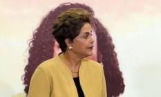 Dilma fará anuncio sobre o programa no Dia do Trabalho Foto: Givaldo Barbosa / Agência O Globo