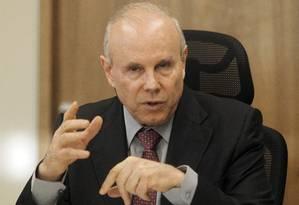 O ex-ministro da Fazenda, Guido Mantega Foto: Givaldo Barbosa