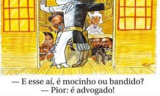 Charge de Chico Caruso Foto: Reprodução
