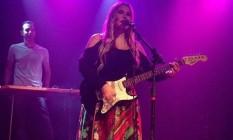 Rosanah em show Foto: Instagram