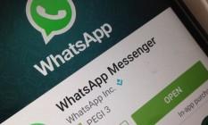 Presidente da Anatel critica o bloqueio de 72 horas do aplicativo WhatsApp Foto: Agência O Globo