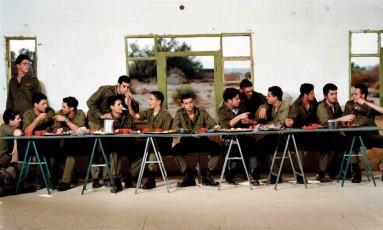 """Obra da exposição """"Jesus na arte israelense"""" Foto: Divulgação / Museu de Israel"""