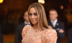 Mais de Beyoncé Foto: Dimitrios Kambouris / AFP