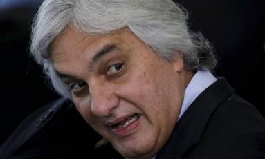 O senador Delcidio Amaral teve pedido negado pelo STF para anular processo no Conselho de Ética Foto: UESLEI MARCELINO / REUTERS