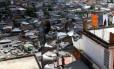 As sirenes da comunidade Santa Cecília, em Petrópolis
