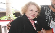 A ex-primeira-dama, Marisa Letícia Foto: Paulo Pinto / Instituto Lula / Arquivo 24-10-2015