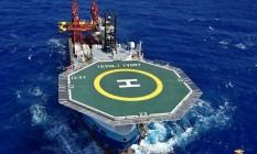Navio cargueiro italiano será usada para resgatar barco que afundou com centenas Foto: AP