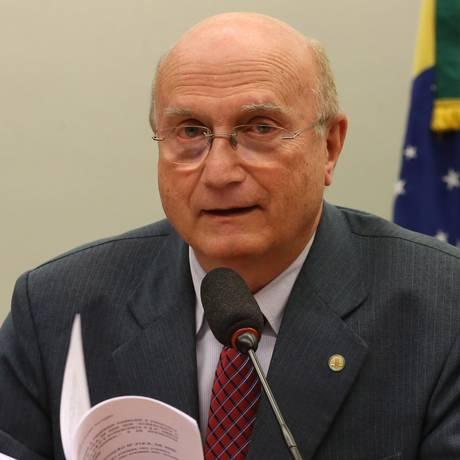 O deputado Osmar Serraglio (PMDB-PR) Foto: Ailton de Freitas / Agência O Globo / 2-9-2015