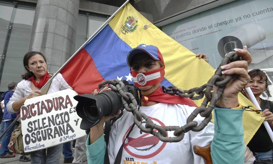 Alta de ataques e 'fake news' ameaça imprensa nas Américas ...