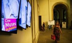 Cine Museu da República exibe filmes de arte e brasileiros Foto: Guito Moreto