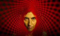 """""""Sou boa em criar a minha própria realidade"""", afirma a terapeuta Angelina Ataíde Foto: Leo Martins / Agência O Globo"""