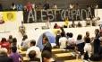 Estudantes ocupam Assembleia Legislativa de São Paulo