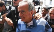 O ex-diretor da área Internacional da Petrobras Nestor Cerveró Foto: Geraldo Bubniak/AGB