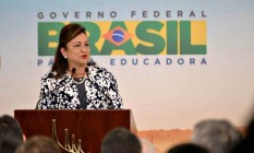 A ministra da Agricultura, Kátia Abreu Foto: Divulgação / Blog do Planalto