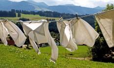 Técnica cria tecidos que se limpam sozinhos com apenas seis minutos de exposição ao sol Foto: Pixabay