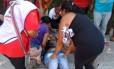 Militante sem teto é baleada em ato em Itapecerica (SP)