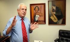 O senador Jarbas Vasconcelos (PMDB-PE) Foto: Gustavo Miranda / 03/03/2010 / Agência O Globo