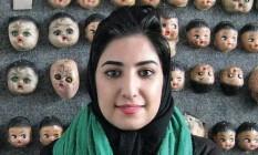 Atena Farghadani Foto: Divulgação