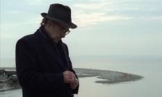 O cineasta Jean-Luc Godard em cena do filme 'JLG por JLG' Foto: Divulgação