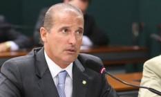 Deputado Onyx Lorenzoni criticou atentado de natureza política Foto: Democratas / Divulgação