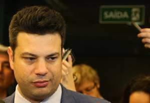 O deputado Leonardo Picciani (PMDB-RJ) Foto: Ailton de Freitas / Agência O Globo / 14-4-2016