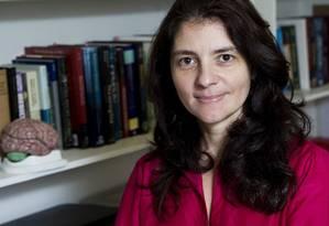 Suzana: Neurocientista recusou vinda de estudantes estrangeiros porque não havia como garantir recursos para suas pesquisas Foto: Guito Moreto