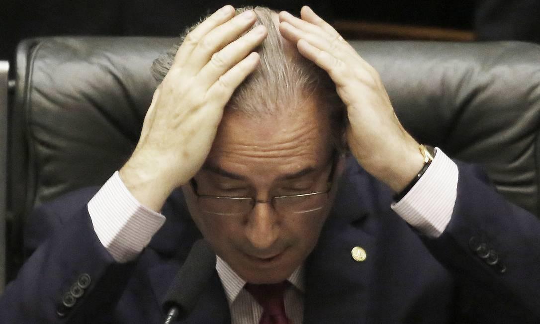 Brasília, em 13 de outubro de 2015. No plenário da Câmara dos Deputados em votação da Medida Provisória 678/15 Foto: Ailton de Freitas / Agência O Globo