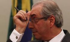 Eduardo Cunha, presidente da Câmara Foto: Givaldo Barbosa / Agência O Glob