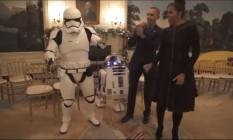 Vídeo de casal presidencial americano faz sucesso nas redes sociais Foto: Reprodução