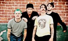 Red Hot Chili Peppers Foto: Divulgação